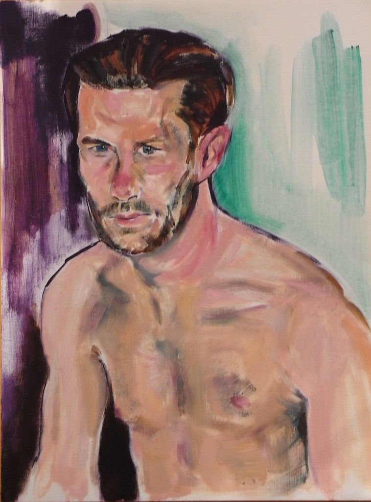 Painting of Glen