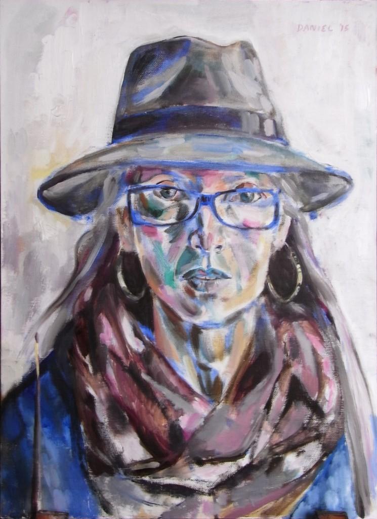 Painting of Jiska
